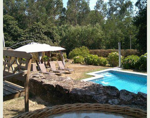 Restaurantes con piscina en Vigo y alrededores
