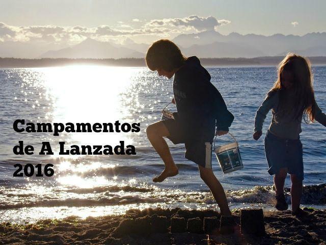 Campamentos A Lanzada 2016