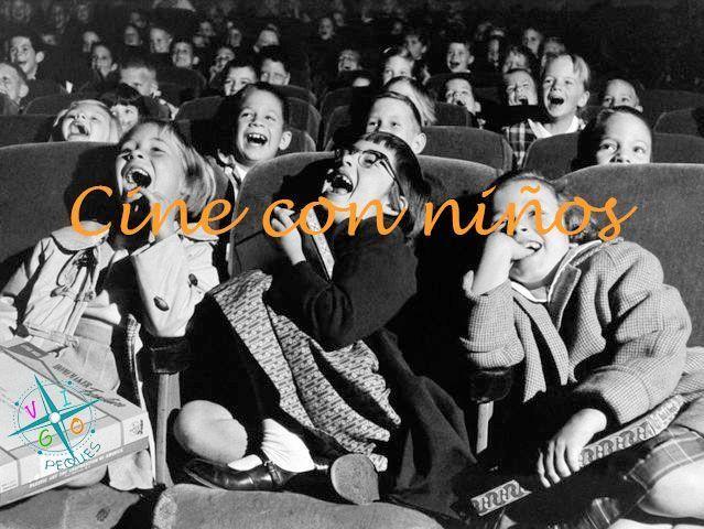 Ofertas de Cine con niños