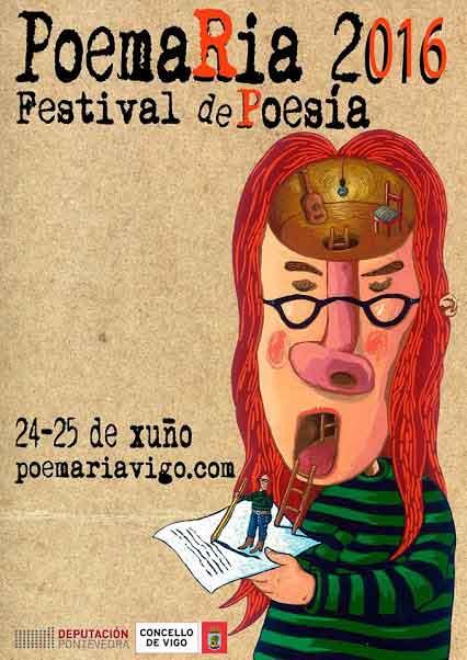 PoemaRía: Festival de Poesía en Vigo