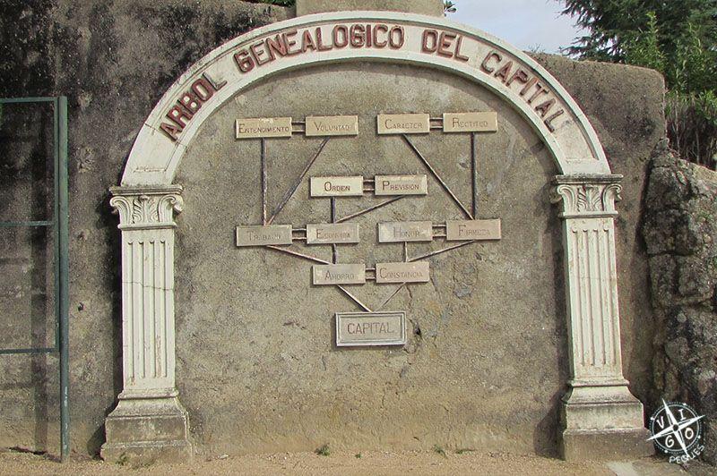 Árbol genealógico del capital
