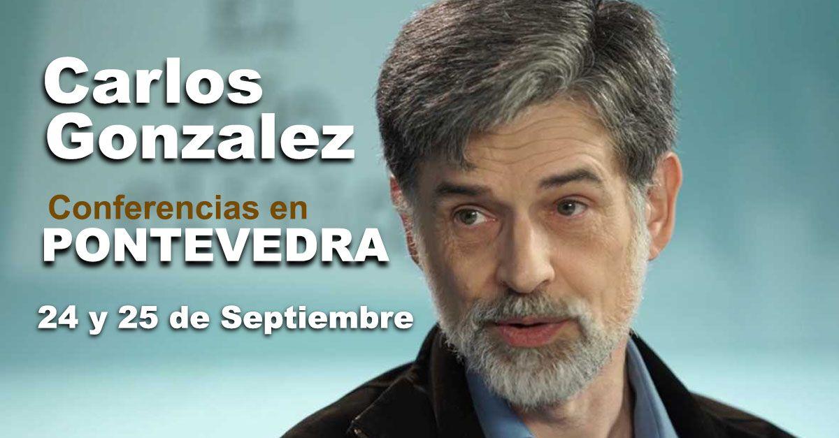 Carlos González: Ponente estrella del Festival Nubebes