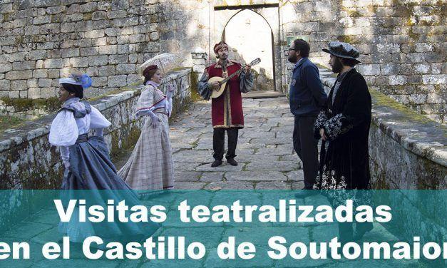 Castillo de Soutomaior y sus visitas teatralizadas