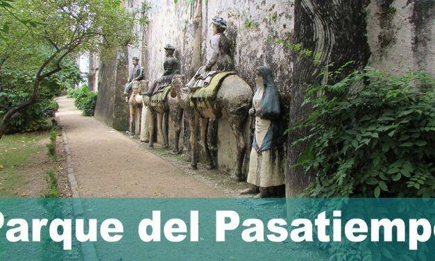 Parque del Pasatiempo, el primer parque temático de Galicia