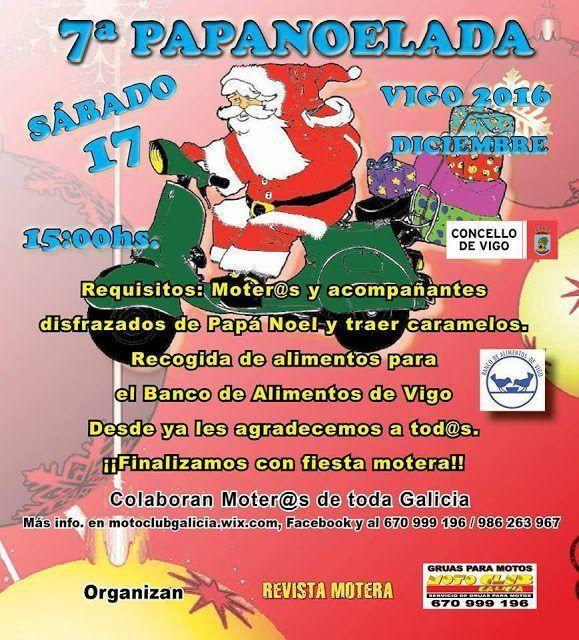 Papanoelada Vigo 2016