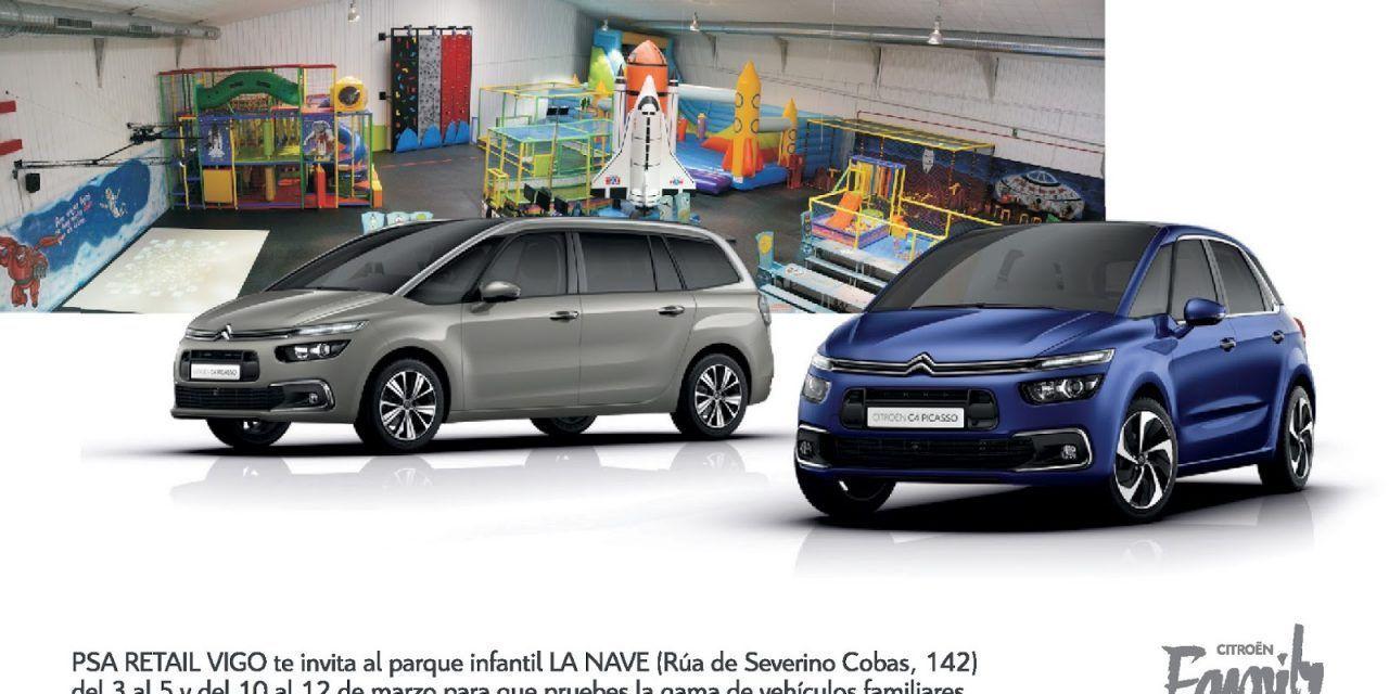 Citroën celebra sus Family Days en Marzo