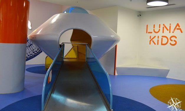 Luna Kids o base Lunar? Parque infantil Gratuito
