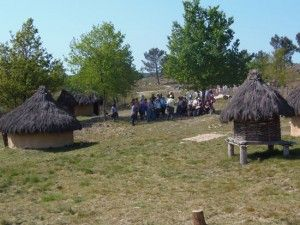 Parque Arqueológico de Arte Rupestre Campo Lameiro