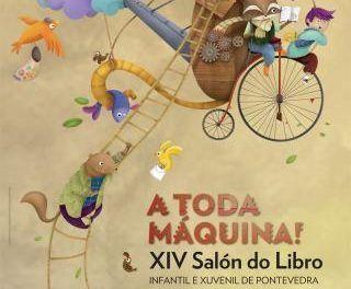 XIV Salón del Libro Infantil y Juvenil en Pontevedra