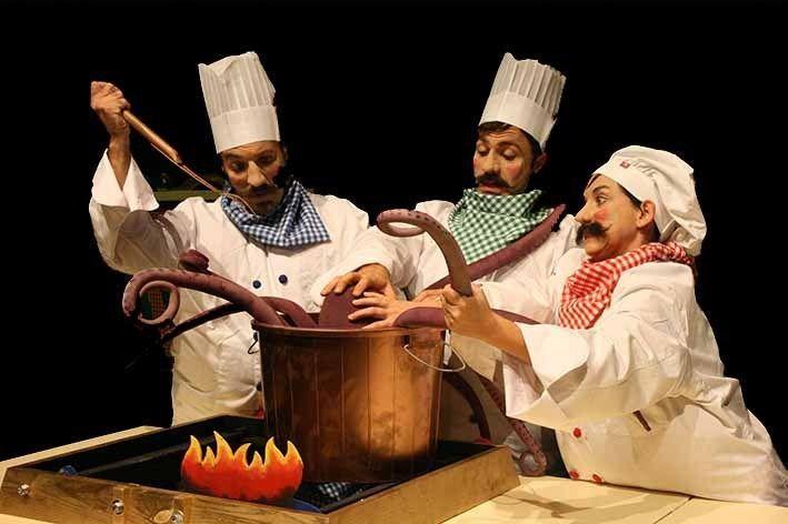 Muestra Internacional de Teatro en Cangas
