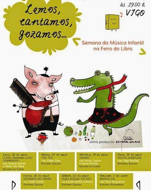 Feria del Libro Vigo