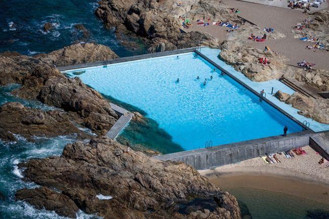 10 mejores piscinas al aire libre en el norte de portugal for Piscinas norte
