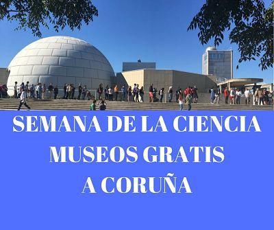 🥇 A Coruña con niños: Museos gratis!