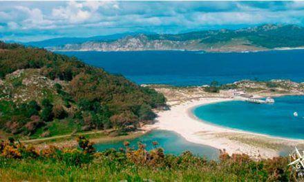 Camiño a Camiño ofrece viajes a Islas Cies en mayo