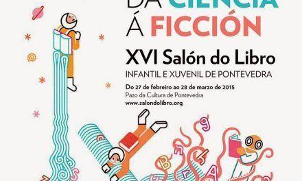 Salón del Libro Infantil en Pontevedra este fin de semana
