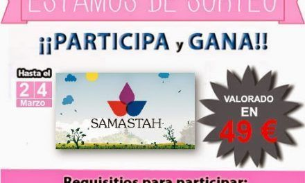 Sorteo – Plan Samastah