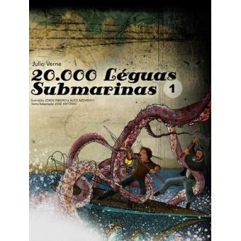 20.000 leguas de viaje submarino, no podía falta en nuestras compras