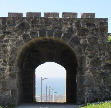 Castillo Santa Cruz