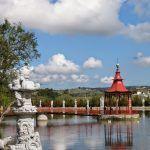 🥇 Increíble jardín budista en Portugal