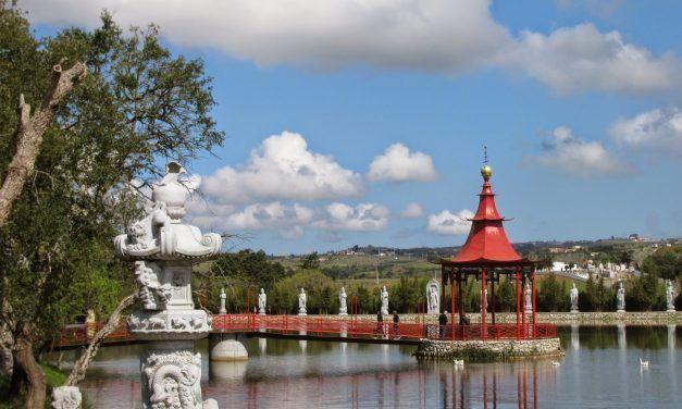 Increíble jardín budista en Portugal