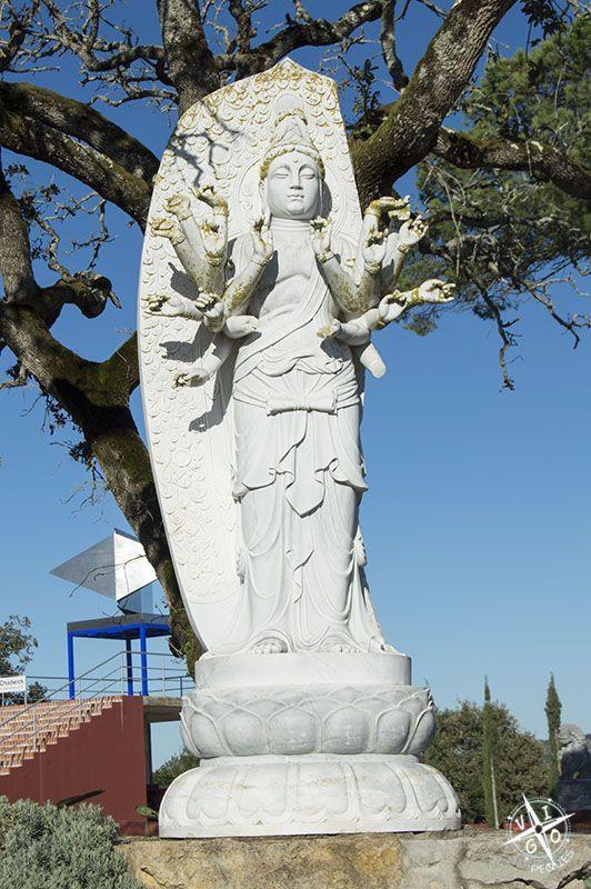 Figura del Buda Eden