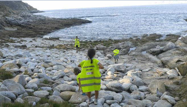 Rutas de senderismo y bici para niños en Vigo