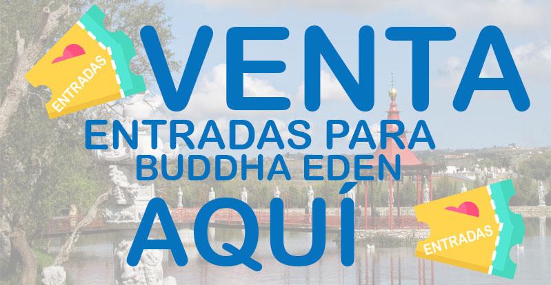 entradas buddha eden