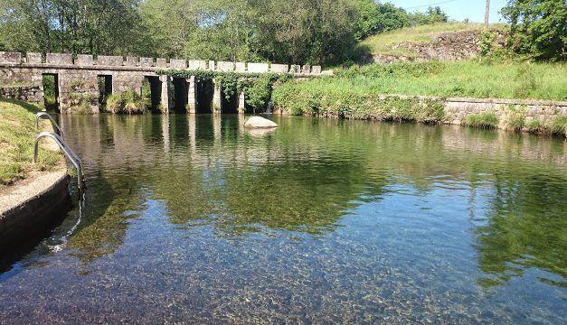 Almofrei: pozas y playa fluvial para un día en familia