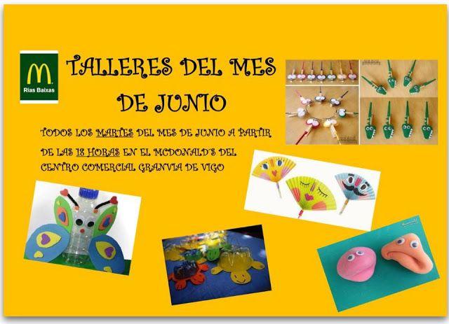 Actividades de los Centros Comerciales para niños