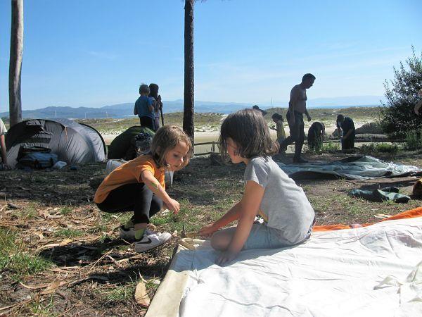 🥇 Los mejores campings para ir con niños en Galicia