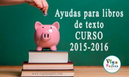 Ayudas para libros de la Xunta de Galicia