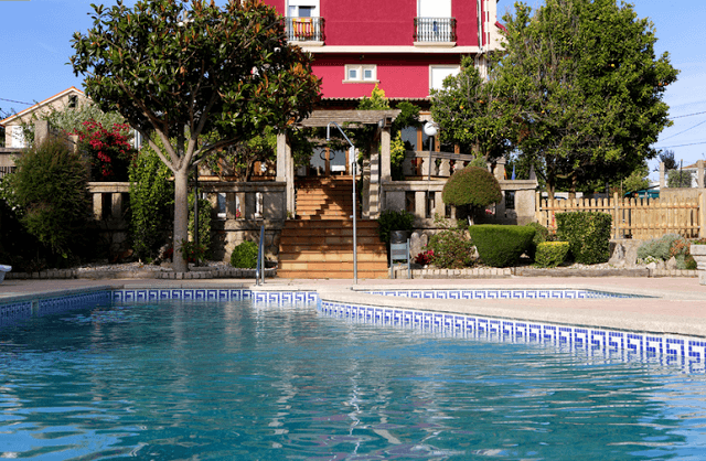 Hotel A Queimada, en Nigrán