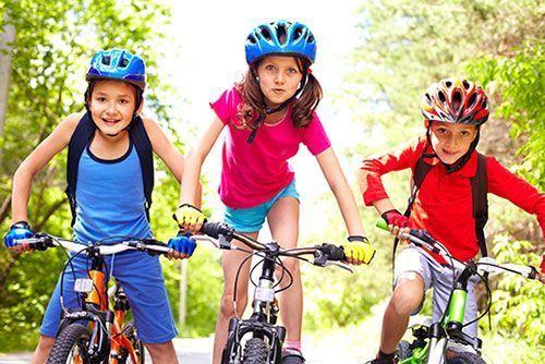 Rutas a pie y en bici