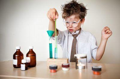 Ciencias y letras para niños