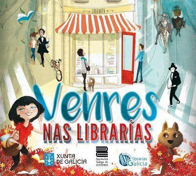 Programas de fomento a la lectura en Galicia