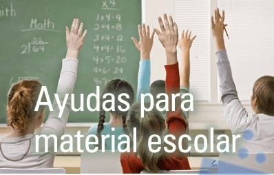 Ayudas para material escolar en Galicia – Segunda Convocatoria