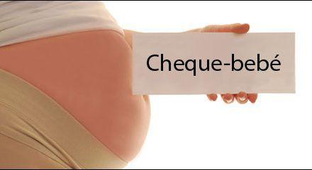 Tarxeta Benvida o Cheque bebé
