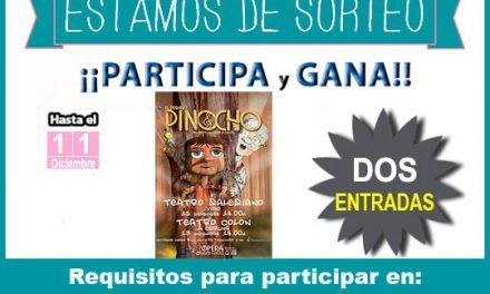 Sorteo Express Pinocho