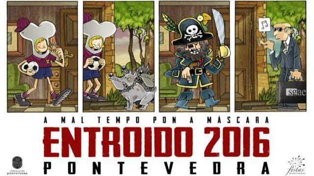 Carnaval Pontevedra
