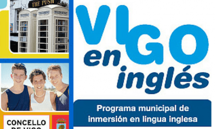 Becas de inglés del Concello de Vigo