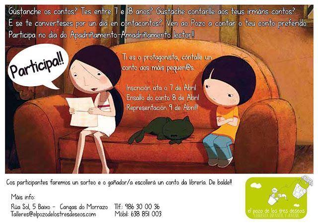 Día del libro infantil y otras celebraciones