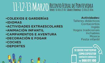 Mundonenos: Feria para familias en Pontevedra