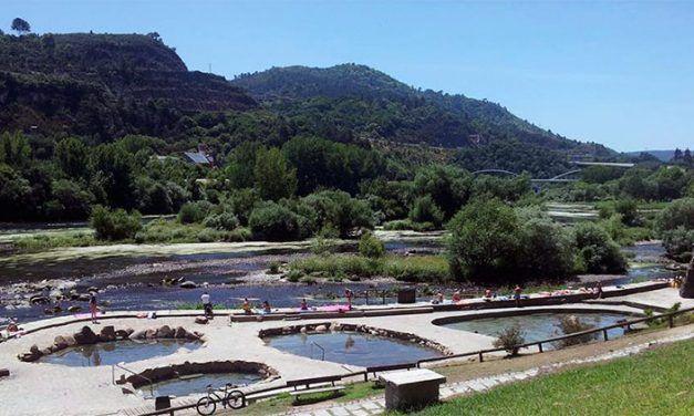 Ourense: Fuentes termales y piscinas naturales