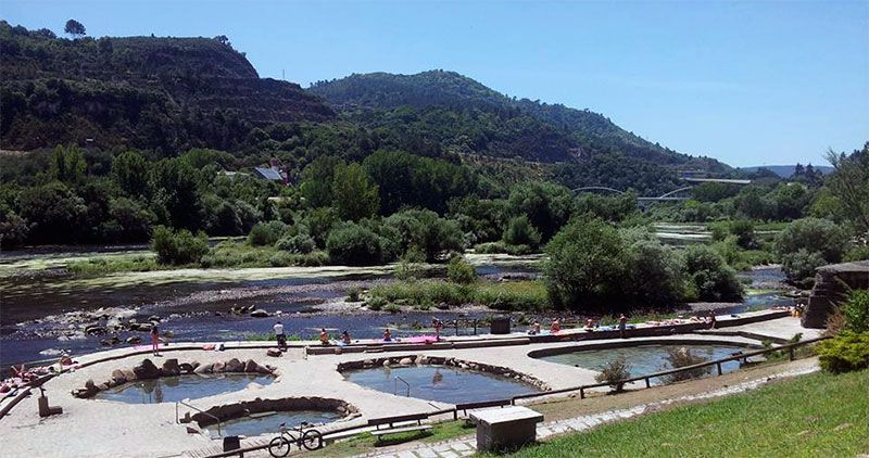 ourense fuentes termales y piscinas naturales vigopeques