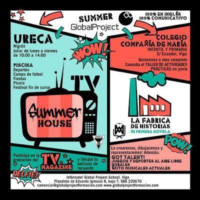 Campamento de Verano en Vigo - GLOBAL PROYECT