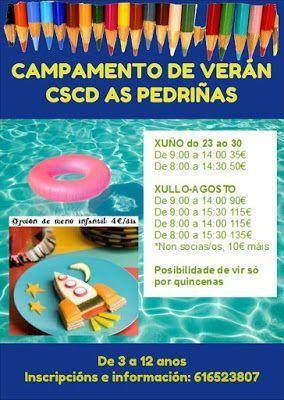Campamento de Verano en Vigo - AS PEDRIÑAS EN MOS