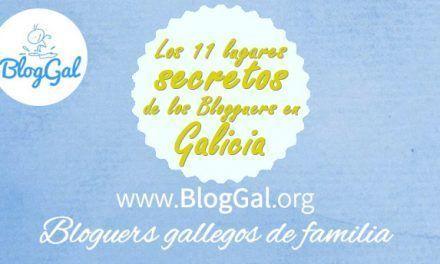 Los 11 lugares secretos de los Blogguers en Galicia