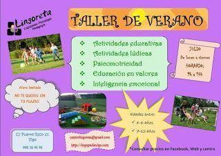 Campamentos de Verano en Vigo - LINGORETA