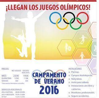 Campus Juegos Olímpicos en Vigo - MERCANTIL