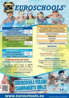 Campamento de Verano en Vigo - EUROSCHOOLS